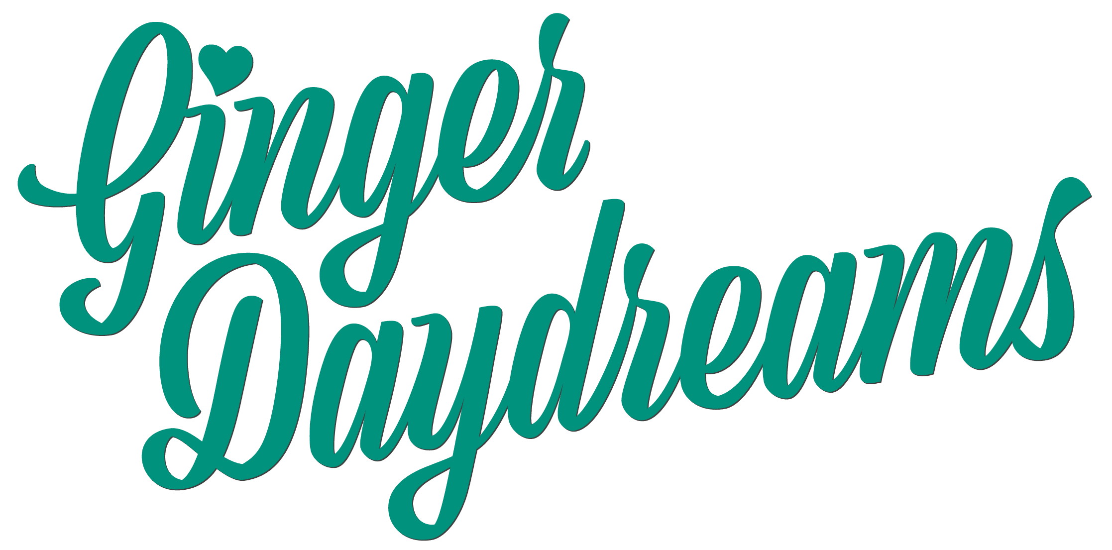 Ginger Daydreams Logo